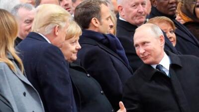 Trump y Putin acuerdan reunirse a finales de este mes en Argentina, según el Kremlin