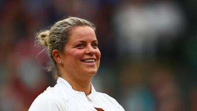 Kim Clijsters, exnúmero uno del tenis mundial, volverá en 2020