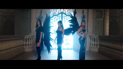 Ariana Grande, Lana Del Rey and Miley Cyrus drop new 'Charlie Angels' video