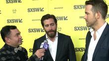El famoso actor Ryan Reynolds  confesó su amor por la comida mexicana