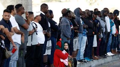 55% de los mexicanos cree que los centroamericanos que buscan asilo en EEUU deben ser deportados, según una encuesta