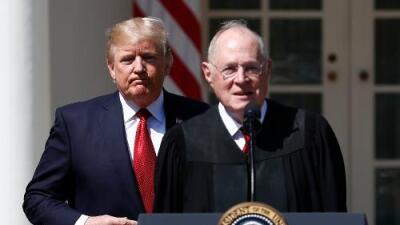 Anthony Kennedy se retira de la Corte Suprema y abre el camino a Trump para moldear un tribunal aún más conservador