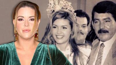 """""""No tengo consuelo"""": Alicia Machado sufre a la distancia la muerte de Arturo, su papá"""