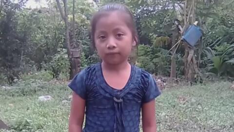 Con un modesto funeral, despedirán en Guatemala a la niña que murió bajo custodia de la Patrulla Fronteriza