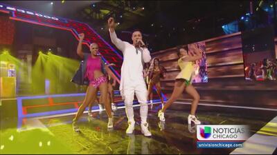 Gran noche de reggaetón en Chicago
