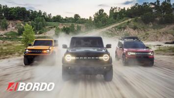 El regreso de la Ford Bronco tras 25 años de ausencia