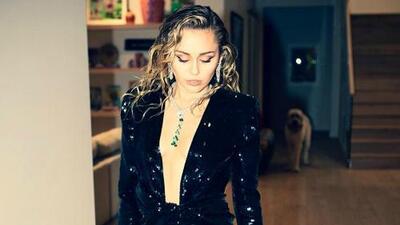"""Miley Cyrus sufre por la muerte de un ser querido, """"nunca te olvidaré"""""""