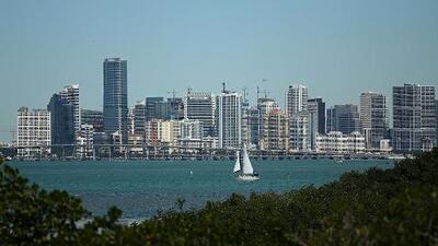Cielos mayormente soleados y condiciones secas para este domingo en Miami