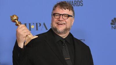 Guillermo del Toro gana el Globo de Oro al mejor director