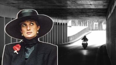 Huyendo se le atravesó la muerte: así fueron las últimas horas de Diana, la 'Princesa del Pueblo'