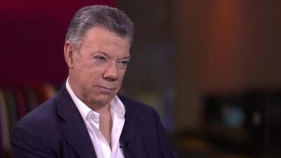 """""""América Latina no está en el radar de Trump"""": entrevista completa con el presidente Juan Manuel Santos"""
