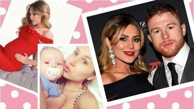 Nace el bebé de la exnovia que 'Canelo' Álvarez dejó por Shannon de Lima