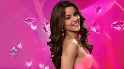 Clarissa Molina finalista de Nuestra Belleza Latina 2015