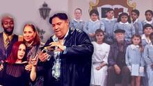 Cirilo, Jaime Palillo, Marcelina y la maestra Ximena de la telenovela 'Carrusel' se reencontraron