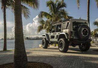 Fotos Jeep Switchback concept