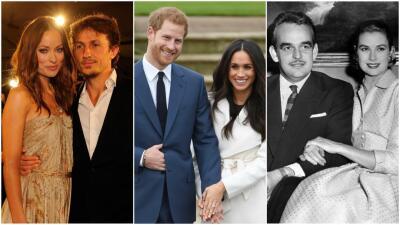Siete actrices que conquistaron la monarquía mundial