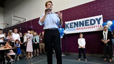 Un Kennedy se lanza al Senado más de medio siglo después de que fuera elegido el último miembro de la dinastía