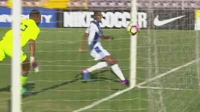 Premundial Sub 20: Leandro Ávila punteó la pelota para el 3-1 final de Panamá sobre Haití