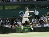 Wimbledon recauda 1,36 millones de euros contra el coronavirus