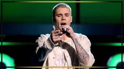 Justin Bieber gana el primer Latin GRAMMY de su carrera