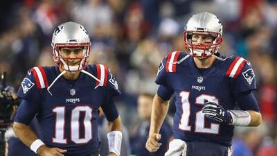 Tom Brady está devastado por la lesión de Jimmy Garoppolo