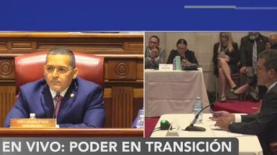 """""""¿Favorece la permanencia de los miembros actuales de la Junta de Control Fiscal?"""", la pregunta de José 'Quiquito' Meléndez a Pierluisi"""