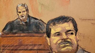 """La carta que leyó 'El Chapo' sobre su prisión y sin mostrar arrepentimiento: """"Es lo más inhumano que he pasado en mi vida"""""""