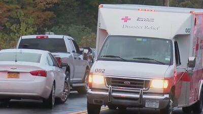 Aparatoso accidente de una limusina cobra la vida de 20 personas en Nueva York