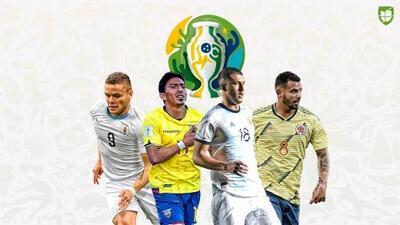 ¡La que domina es Sudamerica! La Liga MX es la más representada en Copa América