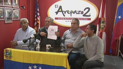Coalición internacional por Venezuela pide intervención humanitaria y militar por parte de EEUU