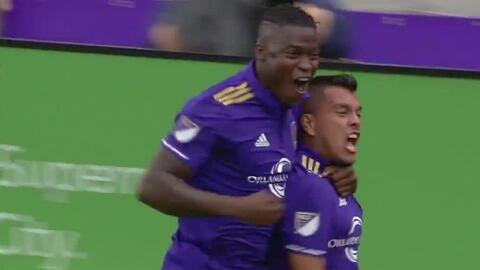 Combinación suramericana entre Kaká y Pérez García le da la ventaja a Orlando City