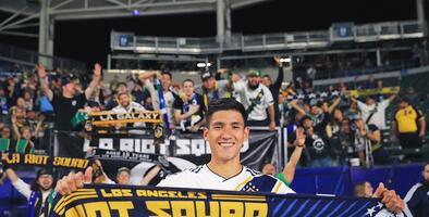 Uriel Antuna, el inesperado nuevo as del LA Galaxy de Guillermo Barros Schelotto