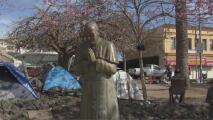 Inmigrantes salvadoreños en Los Ángeles conmemoran el martirio de San Óscar Arnulfo Romero