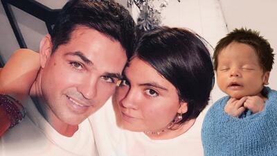 Llegan 'refuerzos' para Ferdinando Valencia y Brenda mientras su bebé Dante lucha por vivir