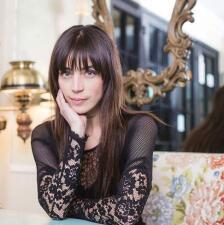 Ilse Salas, una actriz de otra época