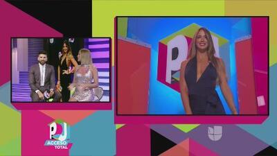 Se unieron los más ácidos: Yomari y Daniela descosieron la alfombra de Premios Juventud