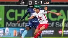 Zulte y Omar Govea acarician los Playoffs para Europa League
