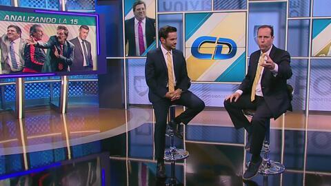 Paco Villa analizó la jornada 15 y se refirió al tema de Jonathan González y el Tri sub-20
