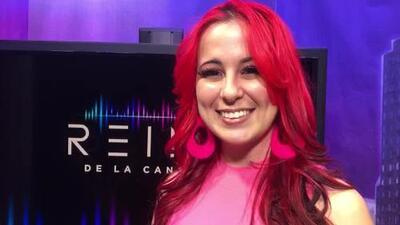 Cantautora latina representa a Carolina del Norte en Reina de la Canción