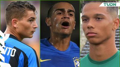 Las figuras que se pierden el Mundial Sub-17