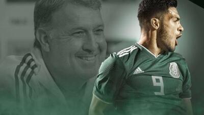 """'Tata' Martino: """"Raúl Jiménez es el delantero más importante del fútbol mexicano"""""""