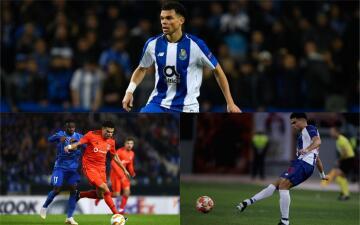 Con el veterano Pepe el Porto vence al  CD Santa Clara