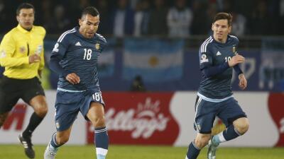Lionel Messi sí, Carlos Tévez no en la lista de Gerardo Martino para las eliminatorias