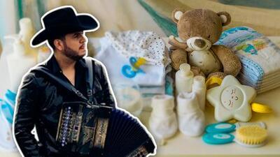 Edén Muñoz alborota las redes sociales al aparecer con un bebé recién nacido en sus brazos