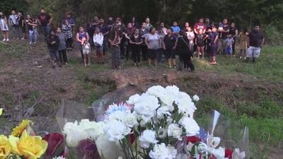 Entre lágrimas, comunidad celebra la vida de hispano arrollado en carretera de Georgia
