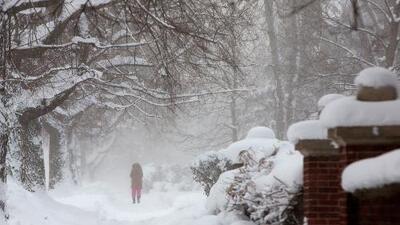 Tormenta de nieve amenaza a más de 200 millones de personas en Estados Unidos