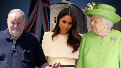 El papá de Meghan Markle no entiende por qué la reina Isabel recibirá a Trump y no a él