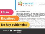 Los vacunados no transmiten nada a los no vacunados: las falsedades de la carta de una escuela en Miami