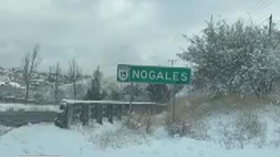 Recomendaciones para viajar por carretera en condiciones de nevadas