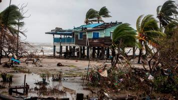 La Cruz Roja de Nicaragua lanza un llamado de ayuda a la comunidad internacional tras el paso del huracán Iota